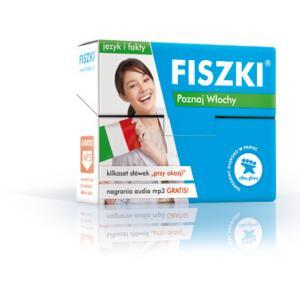 Fiszki. Język włoski. Poznaj Włochy wyd. 1 OOP
