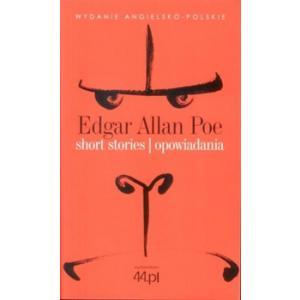 Czytamy w oryginale. Short stories. Poe, Alan.E. Wyd. ang-pol. Opr. miękka