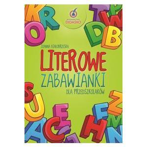 Literowe Zabawianki Dla Przedszkolaków. Pakiet