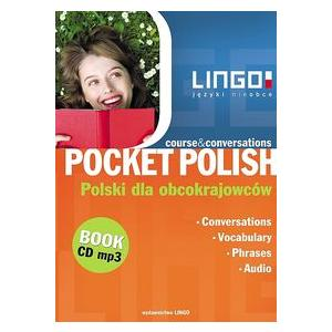 Pocket Polish. Course   conversations. Book   CD mp3