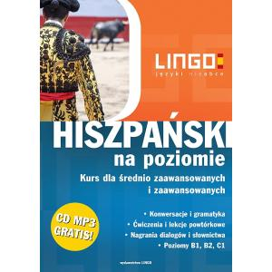 Lingo Hiszpański na poziomie + CD wyd. 2012