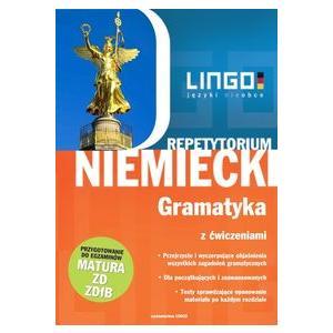 Lingo Repetytorium Niemiecki Gramatyka z Ćwiczeniami