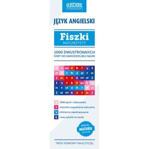 LINGO Fiszki Maturzysty - Język angielski