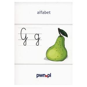 Alfabet Dysleksja. Karty Edukacyjne