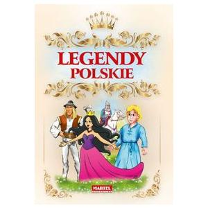Legendy Polskie. Książka Beżowa