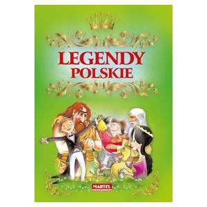 Legendy Polskie. Książka zielona