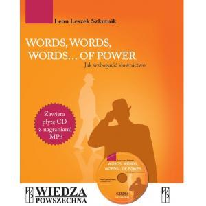 Words, Words, Words… of Power. Jak Wzbogacić Słownictwo + CD