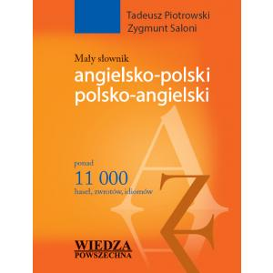 Mały Słownik Angielsko-Polsko-Angielski