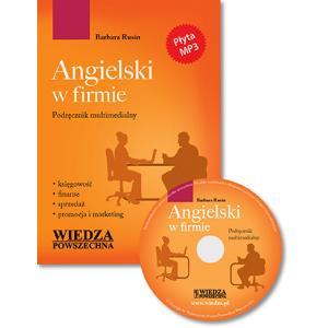 Angielski w Firmie. Podręcznik Multimedialny + MP3