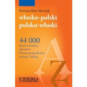 Powszechny Słownik Włosko-Polsko-Włoski