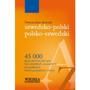 Powszechny Słownik Szwedzko-Polsko-Szwedzki