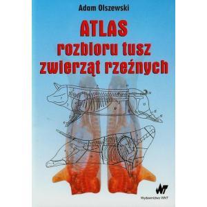 Atlas rozbioru tusz zwierząt rzeźnych