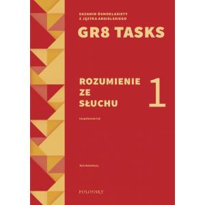 GR8 Tasks. Rozumienie ze słuchu 1