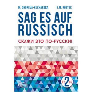 Sag es auf Russisch! 2 + MP3