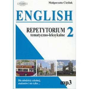 English Repetytorium New 2. Książka + MP3