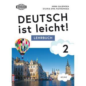 Deutsch ist leicht! 2. Podręcznik + MP3