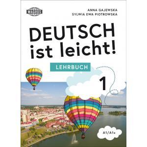 Deutsch Ist Leicht! 1. Podręcznik + MP3