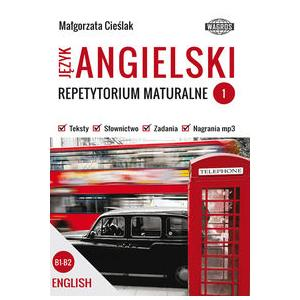 Język angielski. Repetytorium maturalne 1 + MP3