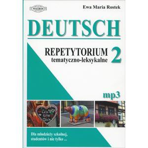 Deutsch. Repetytorium Tematyczno-Leksykalne 3 + MP3
