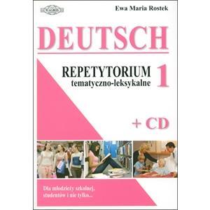 Deutsch. Repetytorium Tematyczno-Leksykalne 1 + MP3