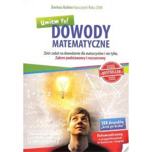 Dowody Matematyczne NW Zbiór Zadań Dla Maturzystów
