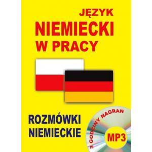 Rozmówki Język Niemiecki w Pracy (Level)+CD