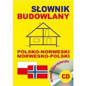 Słownik Budowlany Norwesko-Polsko-Norweski + Słownik Elektroniczny na CD