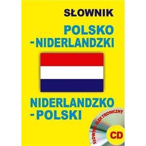 Słownik Niderlandzko-Polsko-Niderlandzki + CD