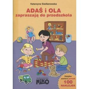 Adaś i Ola Zapraszają do Przedszkola