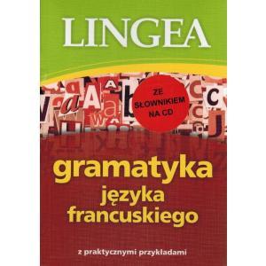 Gramatyka języka francuskiego ze słownikiem na CD