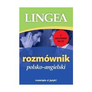 Lingea Rozmównik Polsko-Angielski z Lexiconem na CD