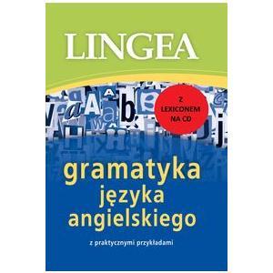 Gramatyka języka angielskiego z Lexiconem na CD