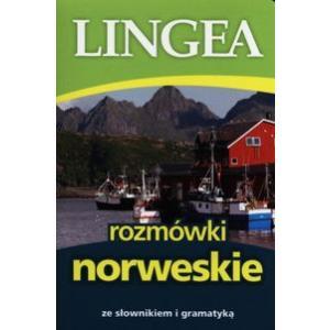 Rozmówki norweskie ze słownikiem i gramatyką wyd.2