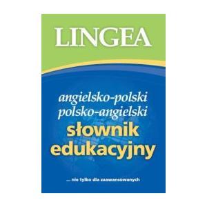 Edukacyjny słownik polsko-angielski i angielsko-polski wyd.1