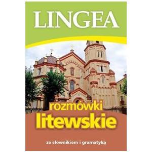 Rozmówki litewskie ze słownikiem i gramatyką wyd.1