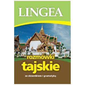 Rozmówki tajskie ze słownikiem i gramatyką wyd.1