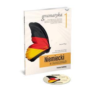 Niemiecki w Tłumaczeniach. Gramatyka 1 + CD