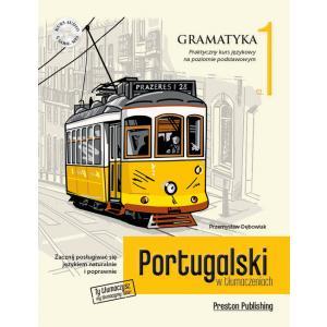 Portugalski w Tłumaczeniach. Gramatyka 1 + MP3