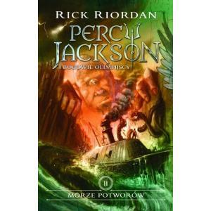 Morze potworów. Percy Jackson i Bogowie Olimpijscy. Tom 2