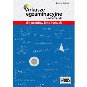 Arkusze Egzaminacyjne z Matematyki dla Uczniów Klas Ósmych