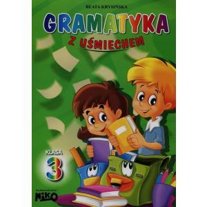 Gramatyka z Uśmiechem. Szkoła Podstawowa Klasa 3