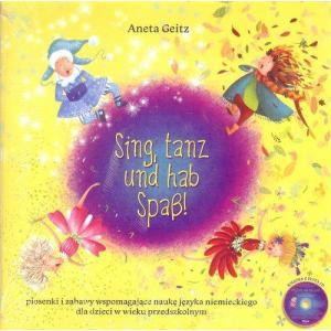 Sing Tanz Und Hab Spaß +CD / CEBP 24.12