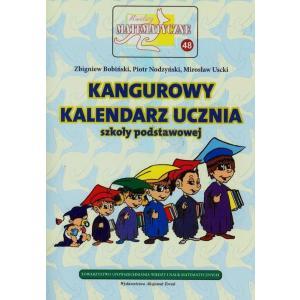 Miniatury Matematyczne 48. Kangurowy Kalendarz Ucznia Szkoły Podstawowej
