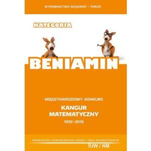 Matematyka z Wesołym Kangurem Beniamin 2018