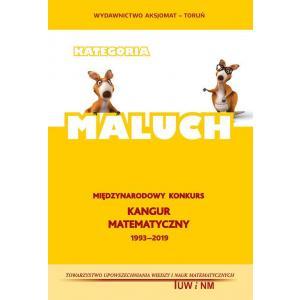 Międzynarodowy konkurs. Kangur matematyczny 1993 - 2019. Kategoria Maluch