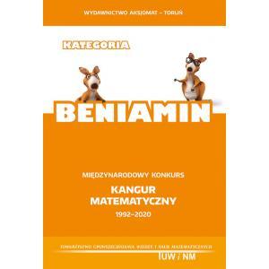 Matematyka z wesołym kangurem. Międzynarodowy konkurs matematyczny. Kategoria Beniamin 2020