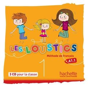 Les Loustics 1. CD do Podręcznika
