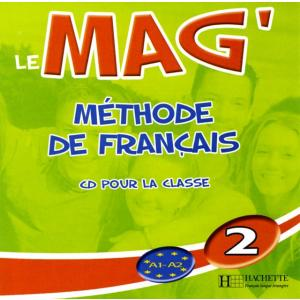 Le Mag 2 audio CD