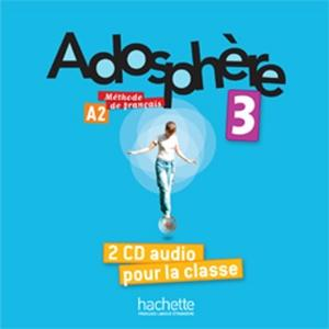 Adosphere 3 audio CD /2/