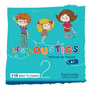 Les Loustics 2. CD do Podręcznika